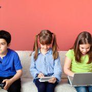 راهکارهای آموزش اینترنت به کودکان